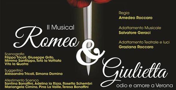 Romeo e Giulietta. Odio e Amore a Verona - Il Musical