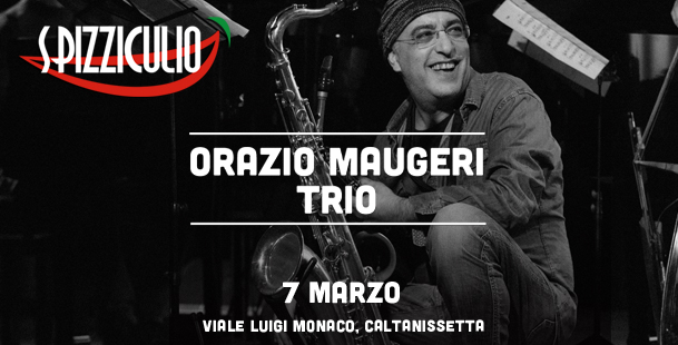 Orazio Maugeri Trio