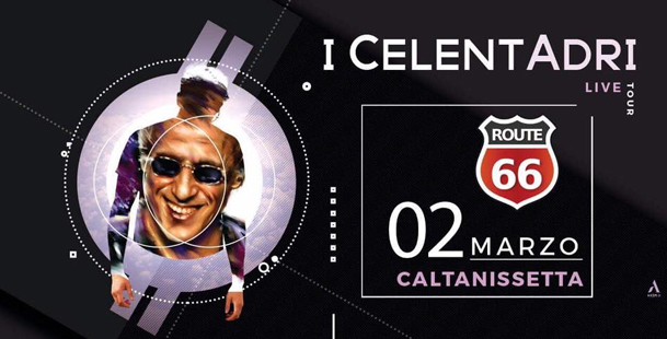 Festa delle Donne con I CelentAdri Live