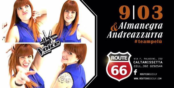 Andreazzurra & Almanegra Live