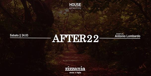 After22 #2 > Zizzania-Strata 'a Foglia