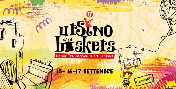 Ursino Buskers 2017 - Festival Internazionale di Arti di Strada