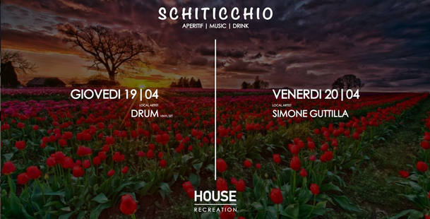 Houserecreation - Schiticchio