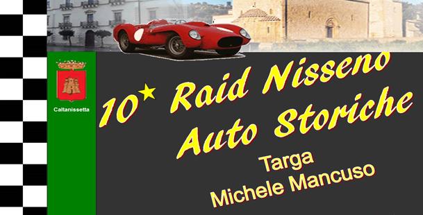 10° Raid Nisseno Auto Storiche