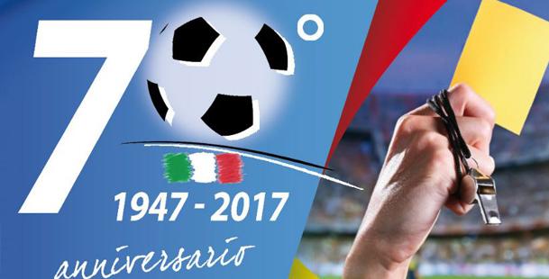 70° Anniversario Ass. Italiana Arbitri Caltanissetta