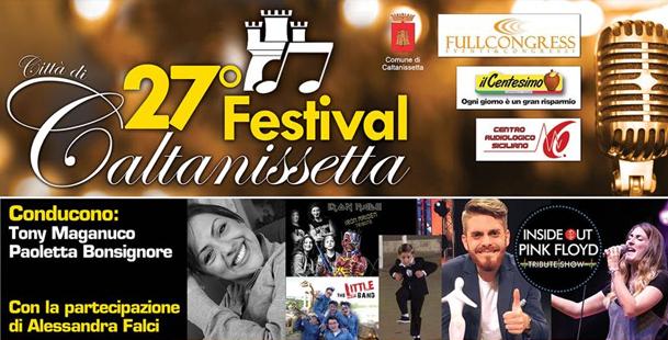 27° Festival Città di Caltanissetta