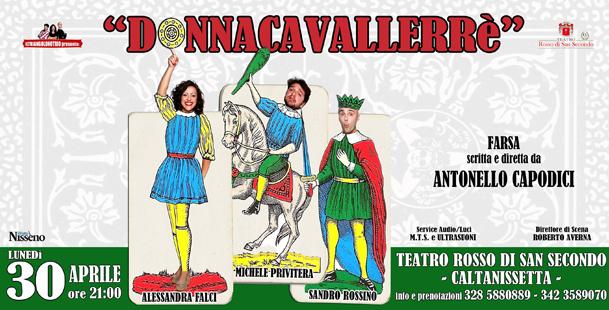 Il Triangolo No Trio in Donnacavalloerrè