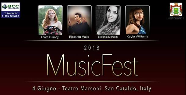 Music Fest 2018 -  San Cataldo