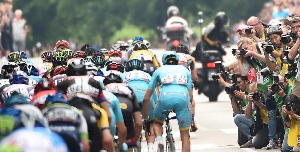 6^ Tappa Giro d'Italia - Caltanissetta Etna 164 KM