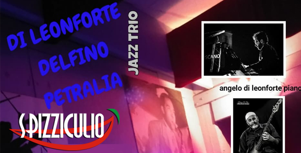 Jazz Trio - Spizziculio