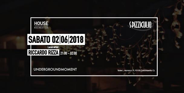 Sabato 09. Underground Moment @Spizziculio