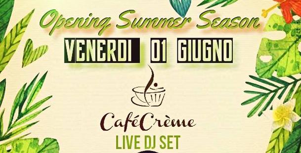 OPENING SUMMER SEASON - L'aperitivo in Giardino - Q.d.R.