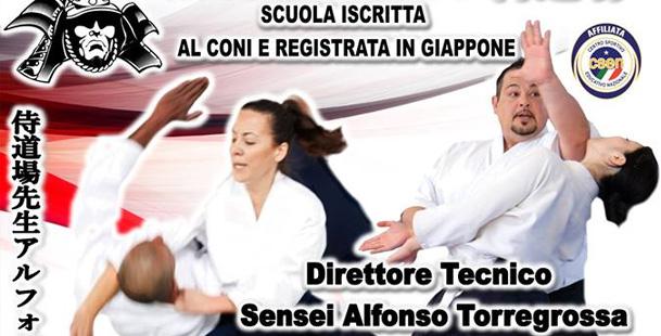 Corso Autodifesa Aikido Caltanissetta Sensei A. Torregrossa