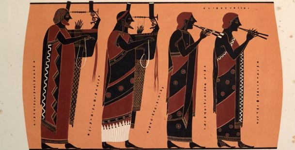 Palore 'nta 'llaria - Trio folk