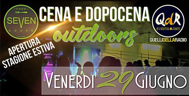 Cena & Dopocena with Quelli Della Radio Live DJ Set
