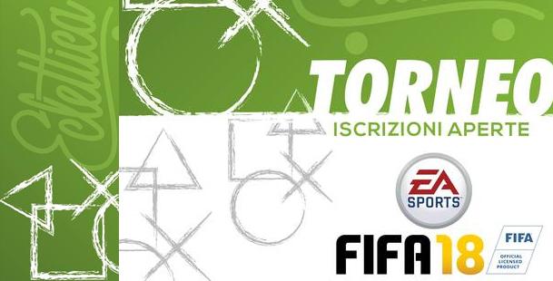 Torneo PS4 Fifa18   Eclettica