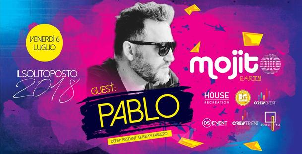Guest: PABLO - Il Solito Posto