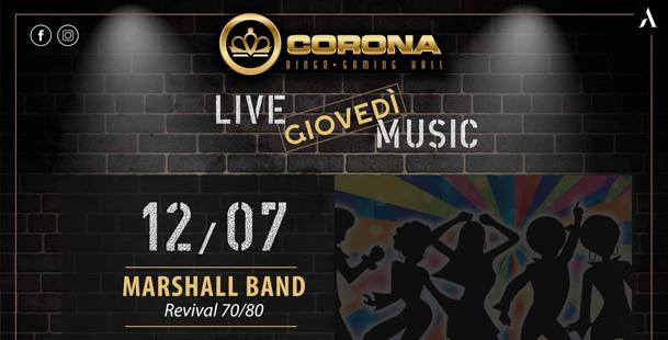 Marshall Band@Corona