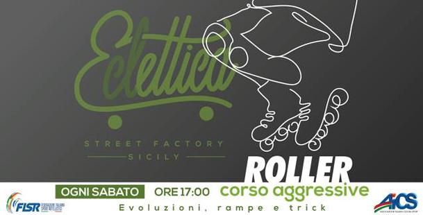 Corso Roller Aggressive   Eclettica