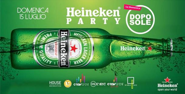 Il Dopo Sole - Heineken Party