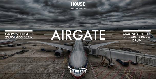 Airgate | Opening -  Airpub Z.I.