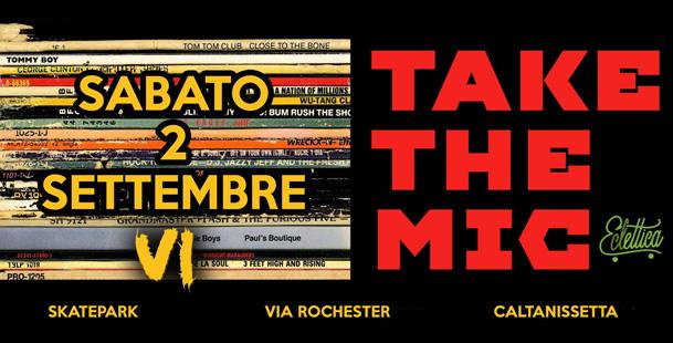 Take the mic - VI Editon