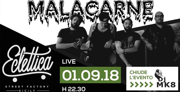 Malacarne Live