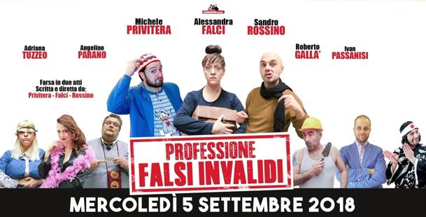 Professione Falsi Invalidi - Caltanissetta