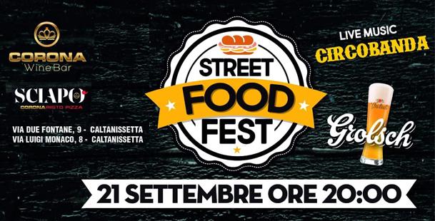 Street Food Fest - Al Corona
