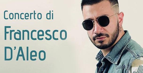 Francesco D'Aleo in Concerto