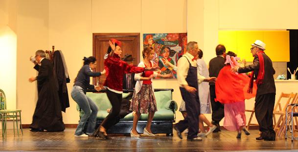 Settembre Nisseno:  Compagnia teatrale