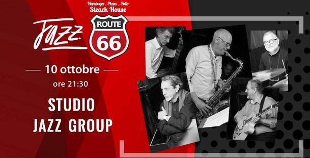 Studio Jazz Group LIVE @ Route66