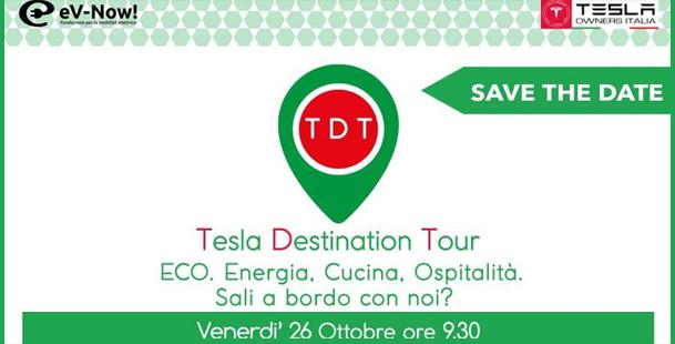 Tesla Destination Tour: Caltanissetta
