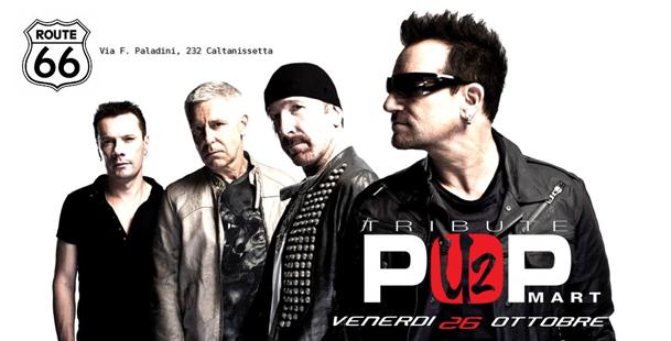 Popmart (U2 Tribute Band) Live