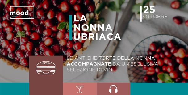 Food_After Dinner • La nonna ubriaca