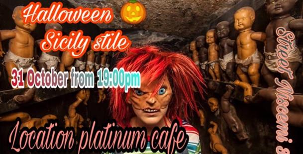 Halloween alla siciliana - Platinum Cafè
