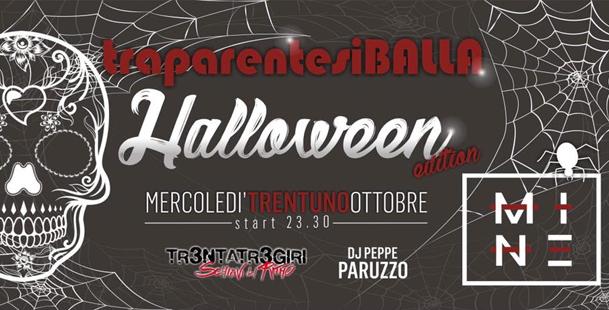 TraparentesiBALLA* - Halloween Edition*
