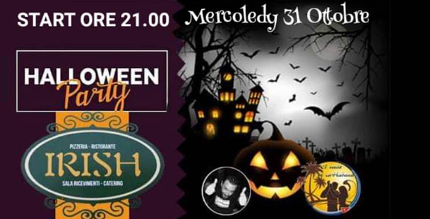 Halloween party - Irish