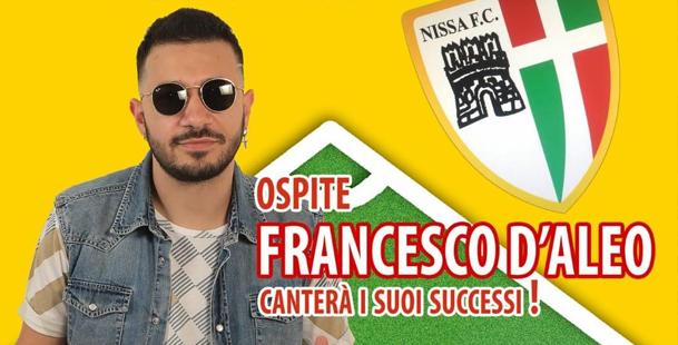 Nissa F.C vs Master Pro San Cataldo - Ospite Francesco D'Aleo