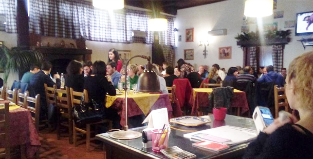 Pranzo di San Martino - Le Fontanelle