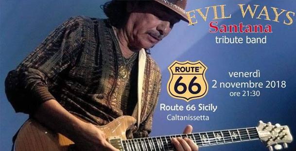 Evil Ways (Santana Tribute Band) Live @ Route 66