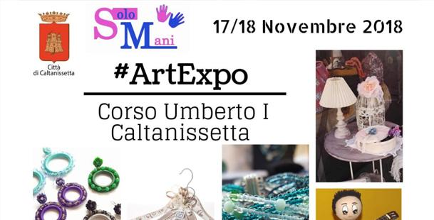 #ArtExpo - Esposizione dell'Artigianato Siciliano