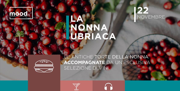 Food_After Dinner • La nonna ubriaca