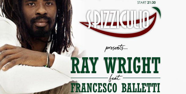 Ray Write feat Francesco Balletti