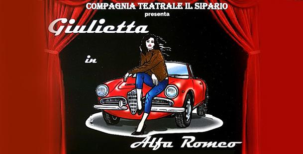 Giulietta in Alfa Romeo