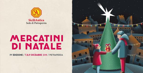 Mercatini di Natale - Pietraperzia