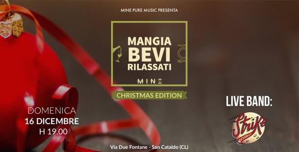 Mangia Bevi Rilassati - Live Band Strike