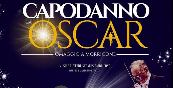 Capodanno da Oscar - Omaggio a Morricone