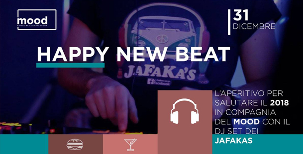 31 Dic • Happy New Beat! • Jafakas Dj Set