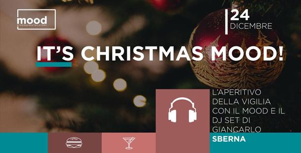24 Dic • It's Christmas Mood! • Sberna DJ SET